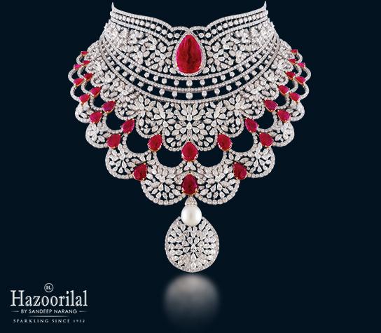 Hazoorilal Gemstone Jewellers in Delhi